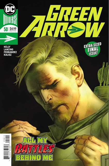 "Comic: Preview de ""Green Arrow"" núm. 50 de Jackson Lanzing - DC Comics"