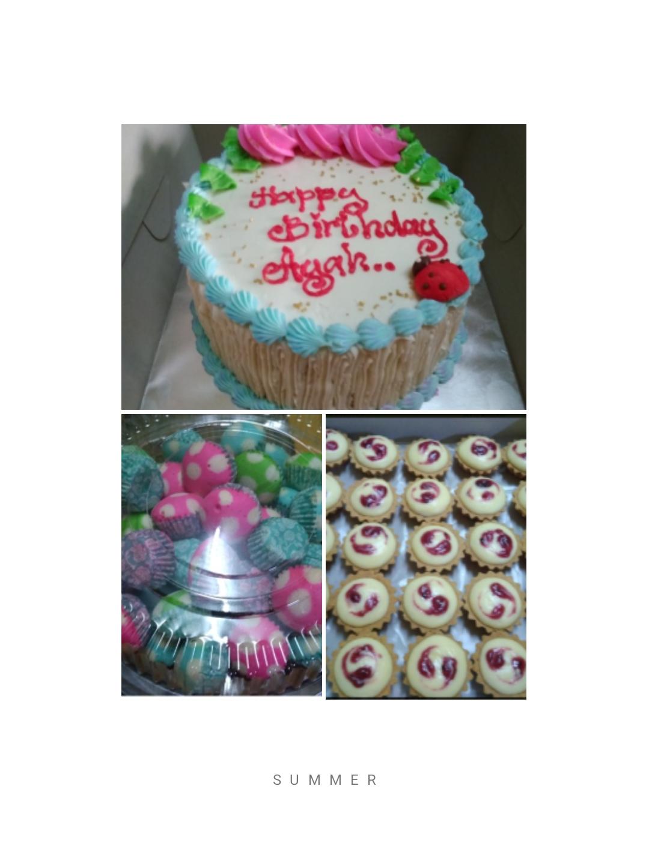 Feinazcakeshouse Birthday Cake Promotion
