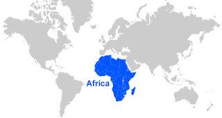 Africa Maps Locator
