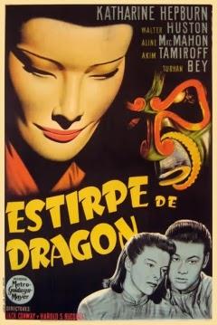 Estirpe de dragón (1944) DescargaCineClasico.Net