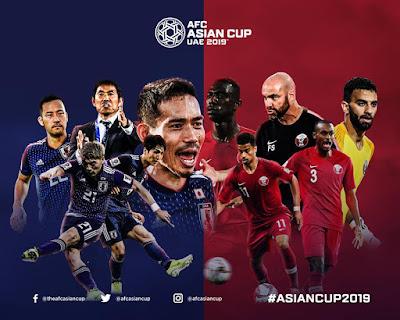 JAPAN VS QATAR LIVE STREAMING AFC 2019 ( 1.2.2019 )