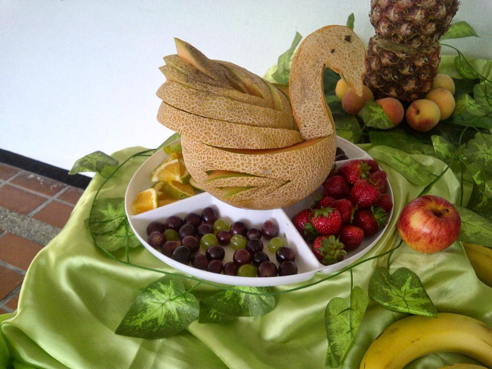 Mesas Frutas Para Fiestas De