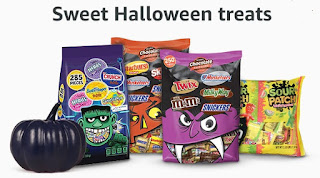 Image: Halloween candy and confections