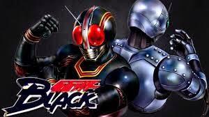 Kamen Rider Black - Siêu Nhân Kamen Rider Black 2012 Poster