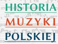 Logo konkursu na najlepszą pracę z historii muzyki polskiej