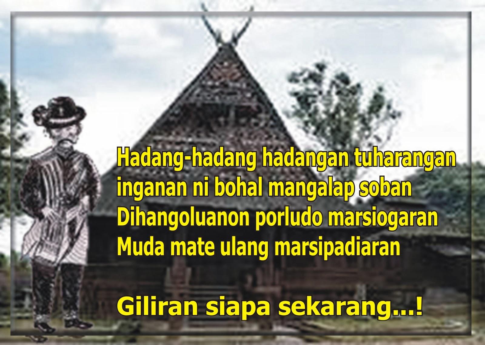 Kata Kata Lucu Orang Batak