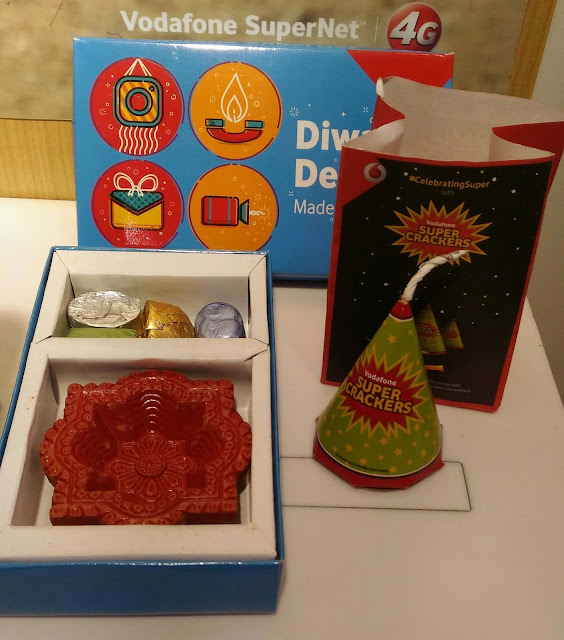 Vodafone India Green Diwali Campaign Eco Friendly Crackers And Fitness Crackers