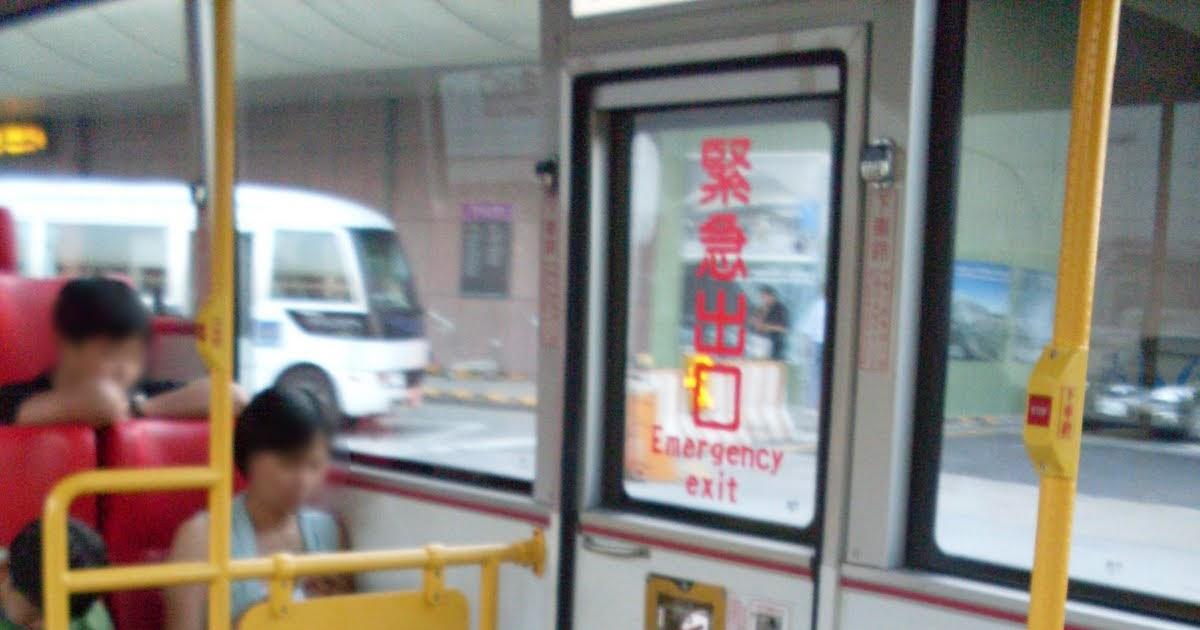 直擊 統聯客運 705 高鐵到機場: 2011/8/17 下午 機場到高鐵