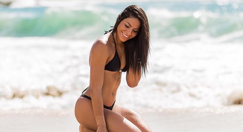 As melhores fotos sensuais de Ingrid Oliveira