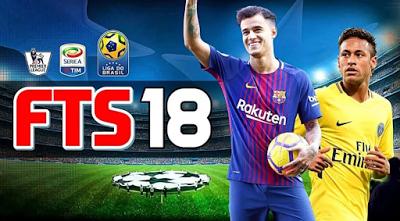 download games fts 2018 mod apk