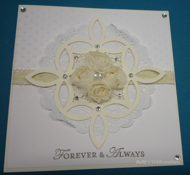 Barb N Shell Creations Stampin Up Wedding Card Ideas