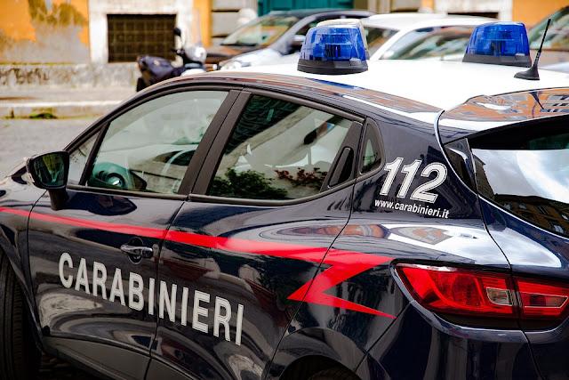 carabinieri aggressione pordenone