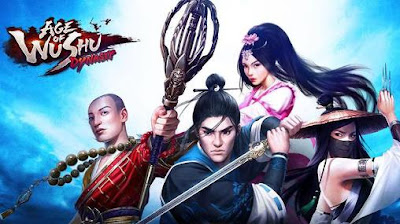 Age of Wushu Dynasty Mod Apk v8.0.1 Mod Mana/Skill No Couldown