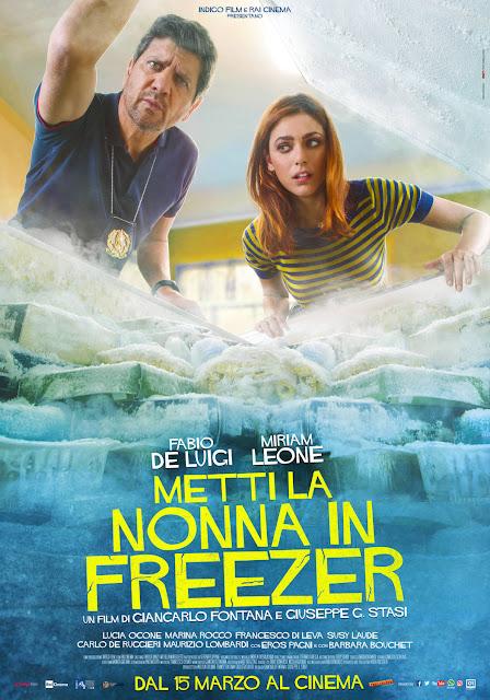 Metti La Nonna In Freezer De Luigi