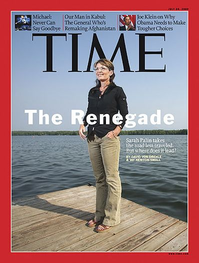 Sarah Palin Time Magazine