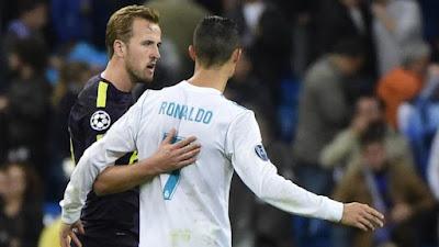 Real Madrid Tertarik Dengan Penyerang Hotspur Harry Kane - Judisessions