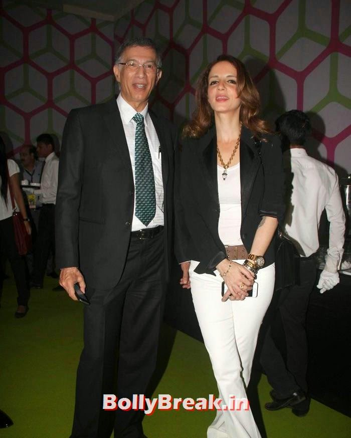 Niranjan Hiranandani, Sussanne Khan, Photos from Inauguration of ACETECH 2014