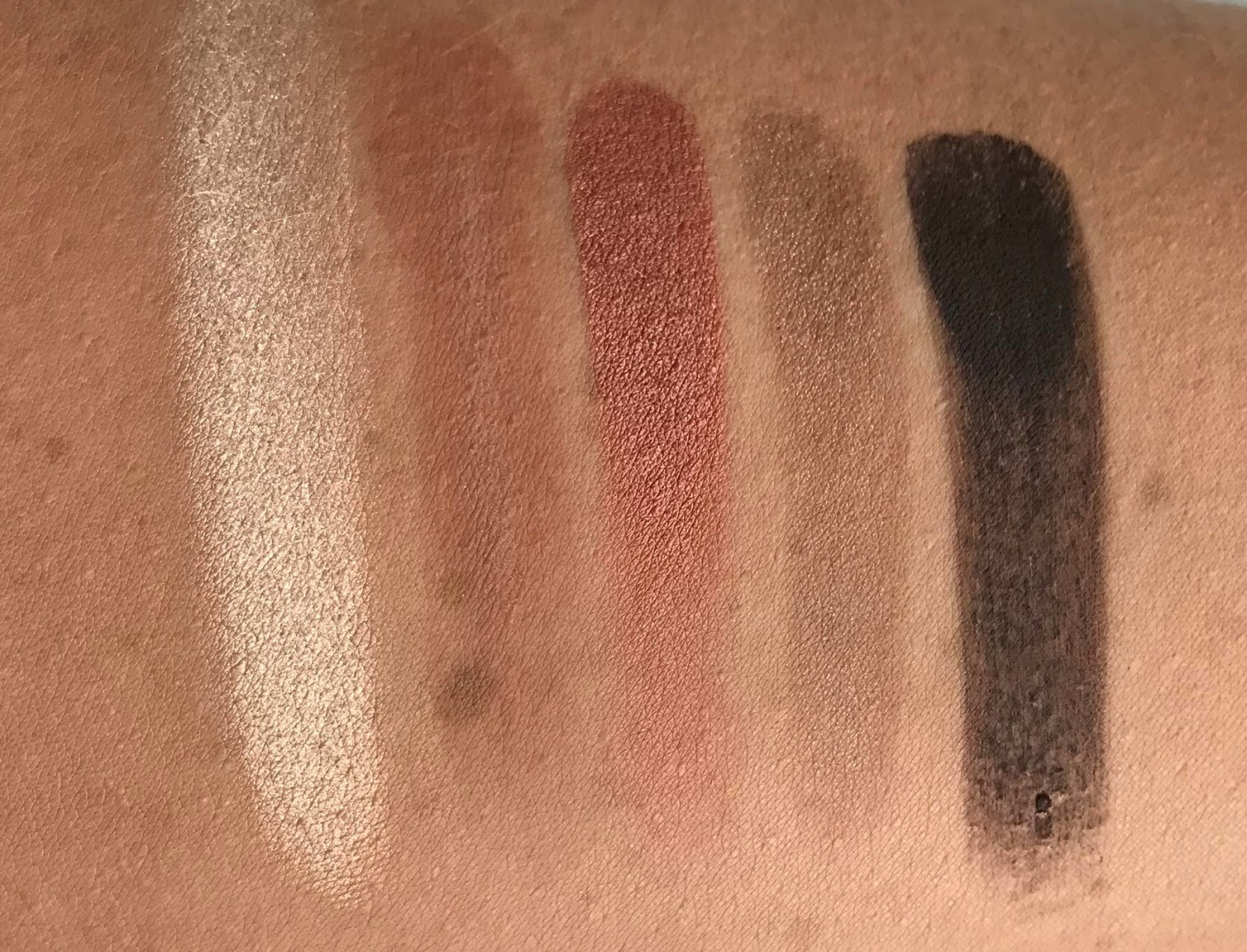 Bobbi Brown Rosy Nudes Edition Palette Review & Swatches