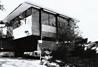 "Raphael Soriano's All Aluminum Home: The Grossman House (""El Paradiso""), 1964"
