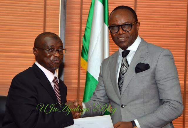 BREAKING: Senate probes NNPC boss, Baru over Kachikwu's allegations