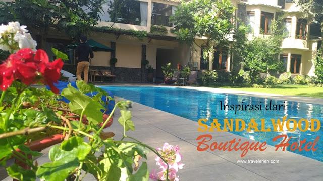 Sandalwood Boutique Hotel - Lembang Bandung