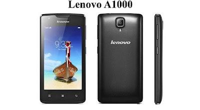 Harga Baru Lenovo A1000, Harga second Lenovo A1000, Spesifikasi Lenovo A1000