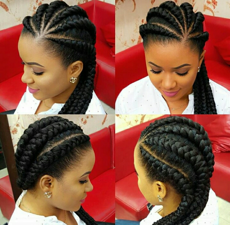 Protective cornrows styles esther adeniyi protective cornrows urmus Image collections