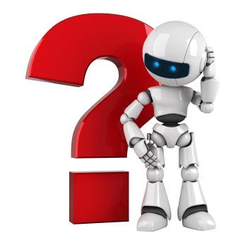Cara membuat Robot Dalam Bloger Pemula