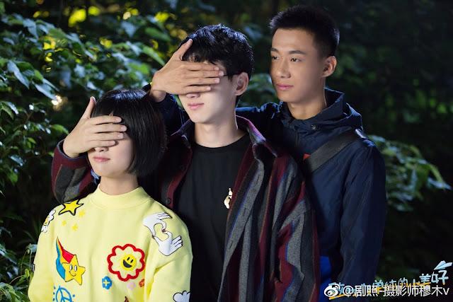 Shen Yue Hu Yitian A Love So Beautiful