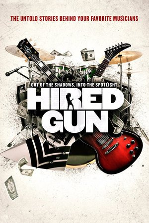 Poster Hired Gun 2016