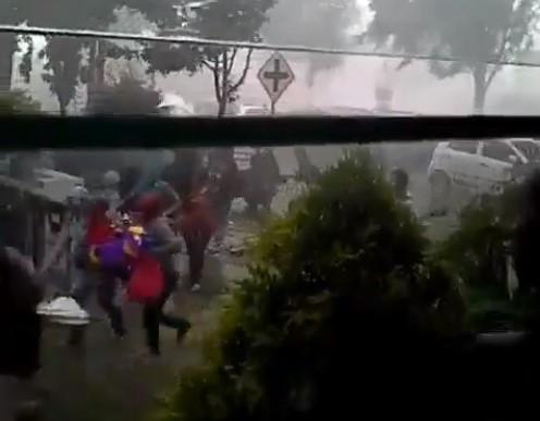 [Video]1 Orang Tewas Saat Hujan Badai Terjang Banjarnegara
