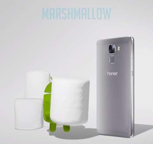 Huawei gulirkan update Android v6.0 Marshmallow untuk Honor 7 secara globa via OTA