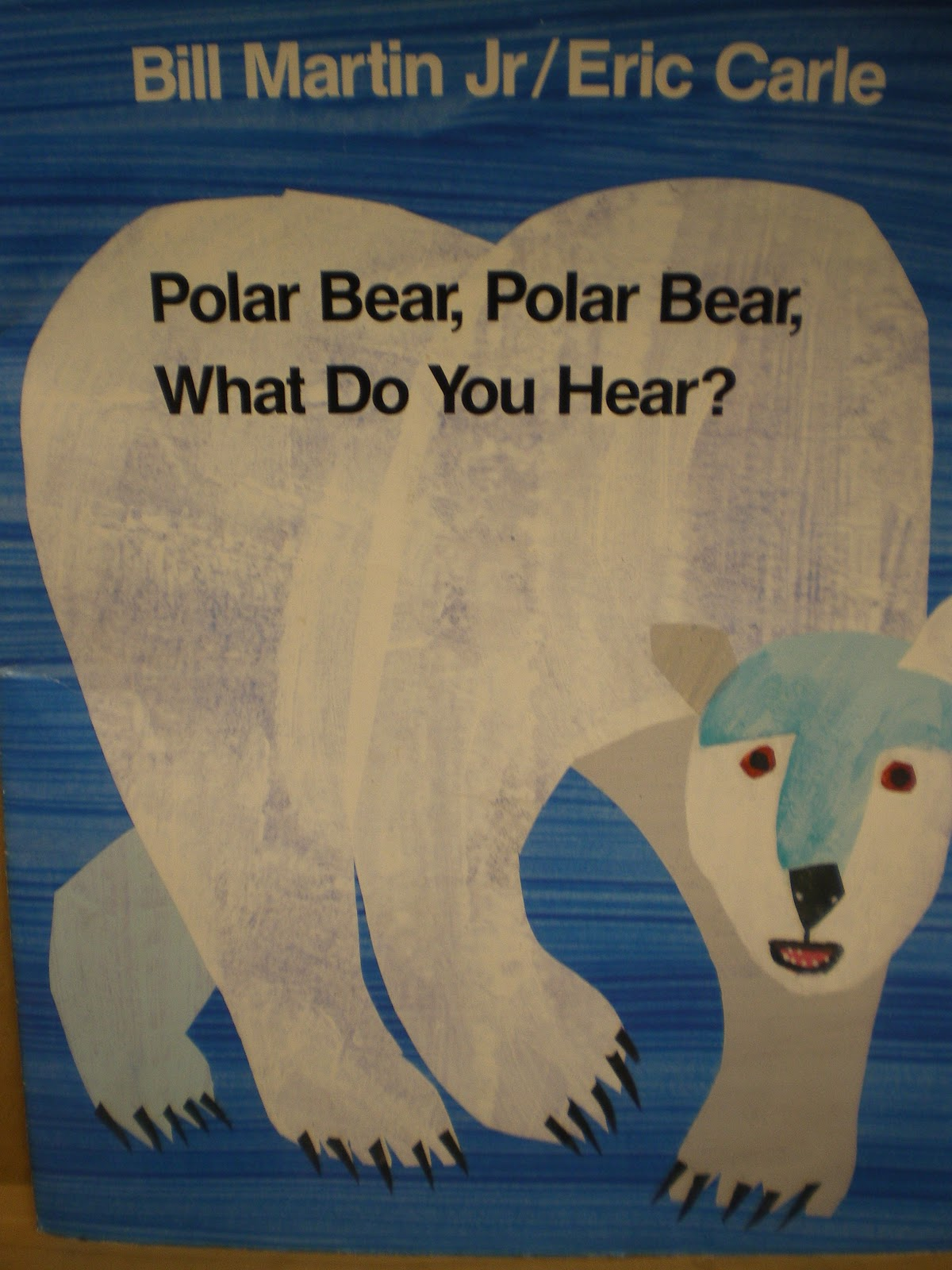 Do Polar Bear Sequencing Cards What Hear Polar Bear You