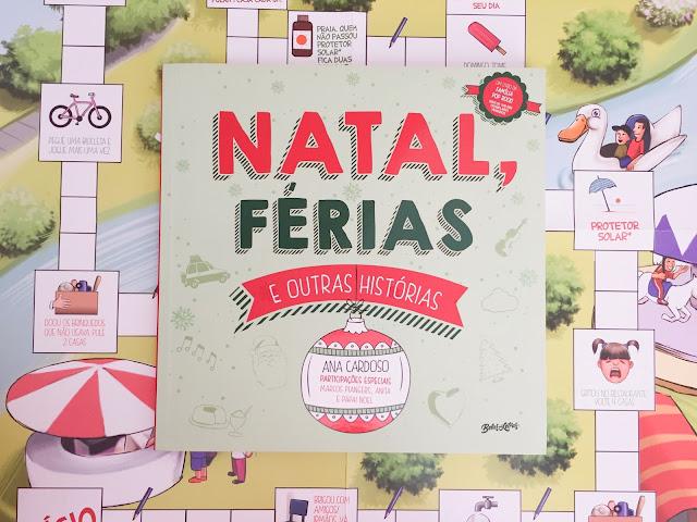 [Resenha] Natal, Férias e Outras Histórias | Ana Cardoso
