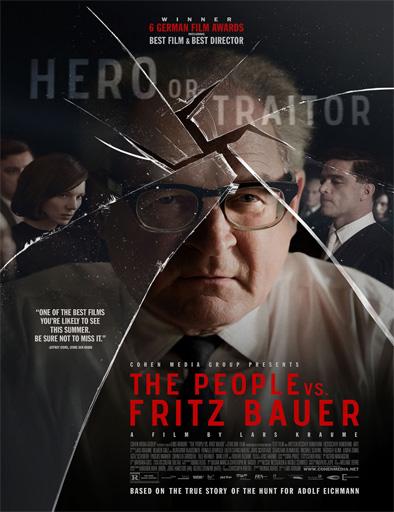 Ver El caso Fritz Bauer (2016) Online