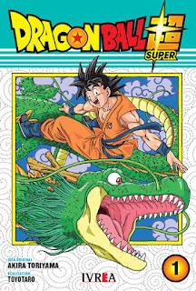 IVREA Dragon Ball Super 01