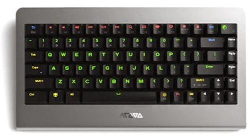 Este teclado de PC é também um computador com Android