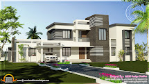 Flat Roof Contemporary Homes