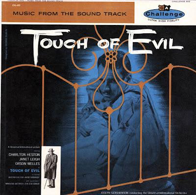 Touch of Evil (1958) - Henry Mancini - Soundtrack