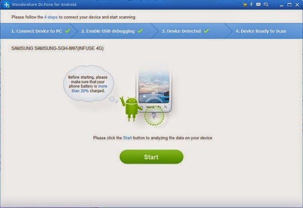 how to get contacts from broken samsung phone