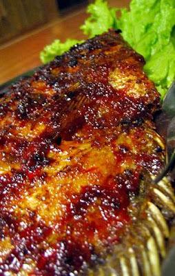 Bumbu Ikan Bakar Mujair : bumbu, bakar, mujair, Bumbu, Bakar:, Resep, Bakar