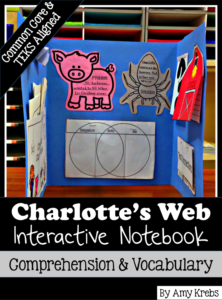 Inspiration for Education: Charlotte's Web Activities and a Freebie