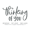 Honey bee - THINKING OF YOU