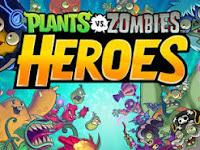 Download Plants vs Zombies Heroes v1.8.23 Mod Apk Full Version