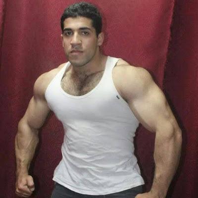 Mohamed Abo Ghally Bodybuilder