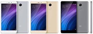 harga dan Spesifikasi Xiaomi Redmi 4 Prime