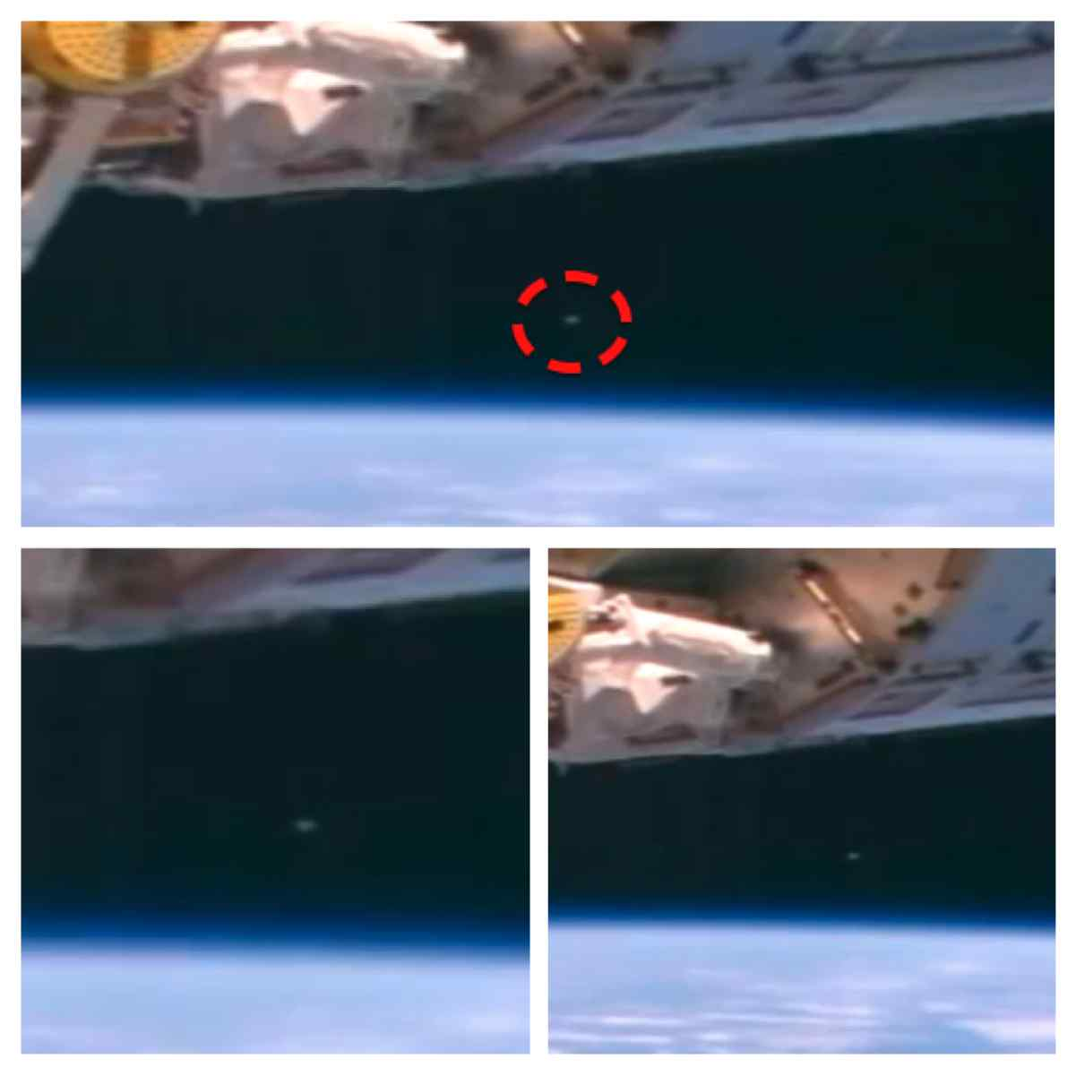 space station sightings - HD1201×1201