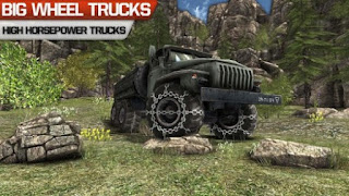 Game Balap Mobil Offroad Truck Driver 3D: Offroad