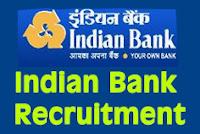 indian bank recruitment 2017