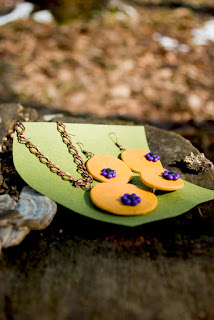 Bijou-uri bijuterii din FIMO Product photography